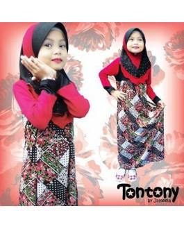 Jubah Kids Tontony TTJ08B