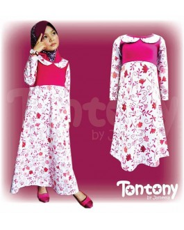 Jubah Kids Tontony TTJ09B