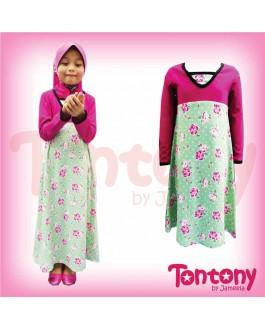 Jubah Kids Tontony TTJ10B