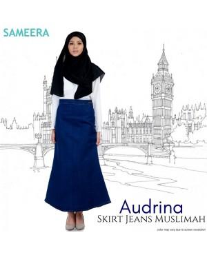 Skirt Jeans Muslimah Audrina