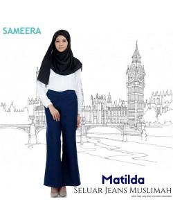 Seluar Jeans Muslimah Matilda
